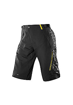 Altura Attack Three 60 Shield Baggy Cycling Shorts - Black