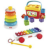 Fisher Price Classic Infant Trio Gift Set