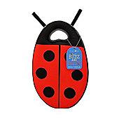 Burgon & Ball Buzz and Dotty Kneelo Kneeler Cushion Knee Pad Ladybird