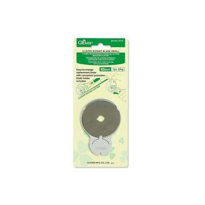 Clover Rotary Cutter Blade Refill 60mm x 1