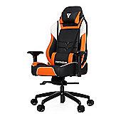 Vertagear Racing Series P-Line PL6000 Rev. 2 Gaming Chair - Black / Orange / White