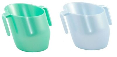 Doidy Cup Bundle - Mint Pearl And Arctic Pearl - 2 Items Supplied