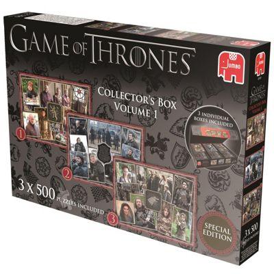 Game of Thrones Collectors Box Set Volume 2 (3x500pcs)