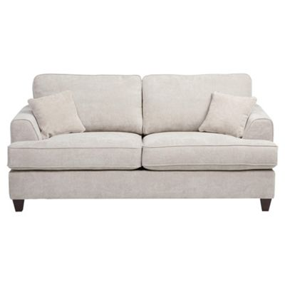Kensington Fabric Sofa Bed Light Grey