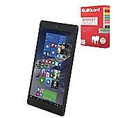 Windows Connect 8.9'' Tablet Quad Core Intel Atom Z3735G 1GB 16GB with Bullgurad Antivirus