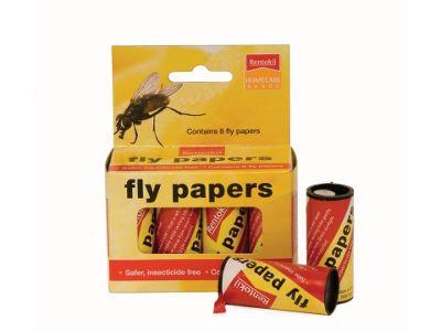 Renotkil Ff89 Flypapers X8