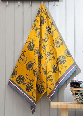 Free Wheel Beach Towel - 75 x 160 cm