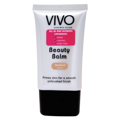 Vivo Beauty Balm Cream Shade 2 - Medium