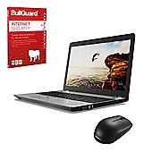 "Lenovo Thinkpad E570 15.6"" Laptop Intel Core i5-7200U 4GB 500GB Windows 10 Pro with Internet Security & Mouse - 20H50078UK"