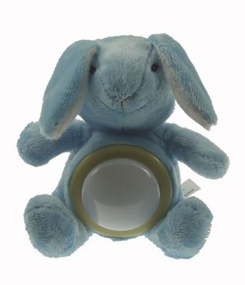Niermann-Standby Rabbit LED Night Light Plush with Push Switcher