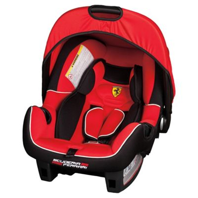 Ferrari Beone Infant Carrier, Group 0+, Rosso