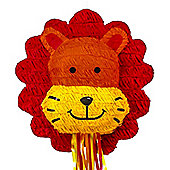 Lion Pull Pinata Kit