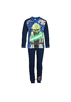 Star Wars Boys Pyjamas - Green