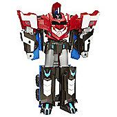 Transformers: Robots in Disguise Mega 1-Step Optimus Prime