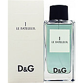 Dolce & Gabbana D&G 1 Le Bateleur Eau de Toilette (EDT) 100ml Spray For Men
