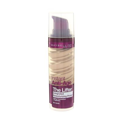 Maybelline Instant Anti Age The Lifter Foundation + Primer - Nude (21)