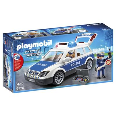 Playmobil 6920 City Action Police Car