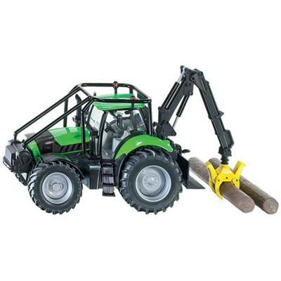 Forestry Tractor - Scale 1:32 - Siku