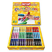 Playcolor Basic One 10g Solid Poster Paint Stick (Class Box of 144)