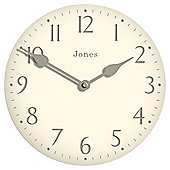 Jones Irish Cream Wall Clock
