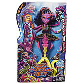 Monster High Great Scarrier Reef Kala Doll
