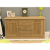 Baumhaus Mobel Oak Large Sideboard