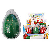 Elf Hatching Egg - Green (1 x Supplied)