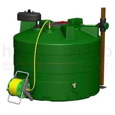 Harlequin RainStation Plus Rainwater Harvesting Tank - 1450 Litres