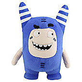 Oddbods Large Talking Soft Toy Pogo
