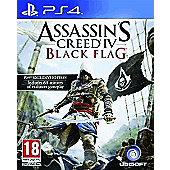 Assassins Creed 4 Black Flag (PS4 )