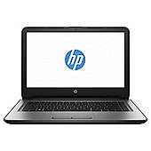 "HP 14"" 14-am100na Intel Core i5-7200U 8GB RAM 1TB HDD DVDRW Black Laptop"