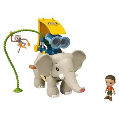 National Geographic Kids Wild Rides ELEPHANT