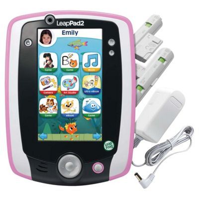 LeapFrog LeapPad 2 Power -Pink