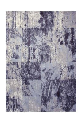 Esprit Retro Stage Grey Contemporary Rectangular Rug