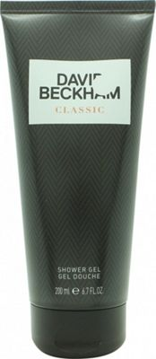 David Beckham Classic Hair & Body Wash 200ml