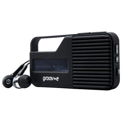 Groov-e Rio DAB Radio
