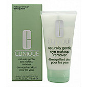Clinique Cleansing Range Naturally Gentle Eye Make-up Remover 75ml
