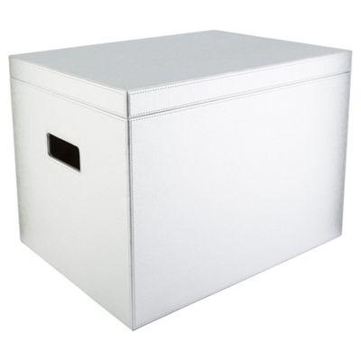 Storage Trunk Silver  sc 1 st  Tesco & Buy Storage Trunk Silver from our Storage Boxes range - Tesco