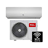 24000 BTU Smart A++ easy-fit DC Inverter Wall Split Air Conditioner with 5 meters pipe kit and 5 years warranty