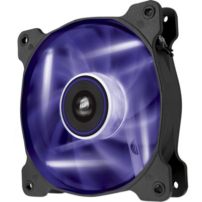 Corsair AF120-LED Purple Quiet LED Fan Dual Pack