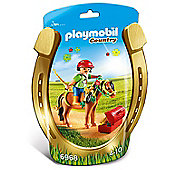 Playmobil Country Groomer with Bloom Pony 6968