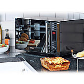 Igenix IG2590 25 Litre 900W Digital Combination Microwave - Black