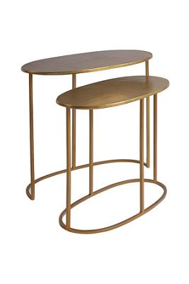 Buy bushmill nesting tables from our nest of tables range tesco bushmill nesting tables watchthetrailerfo