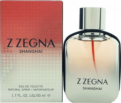 Ermenegildo Zegna Z Zegna Shanghai Eau de Toilette (EDT) 50ml Spray For Men