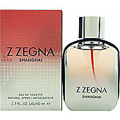 Ermenegildo Zegna Z Zegna Shanghai Eau de Toilette (EDT) 50ml Spray For Men