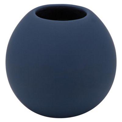Tesco Rubber Touch Beaker Blue