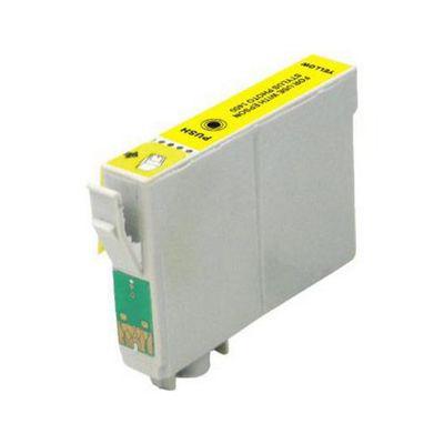Epson T1004 Yellow Replacement High Capacity Ink Cartridge (Rhino)
