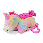 Pillow Pet Mini Dream Lite - Rainbow Unicorn