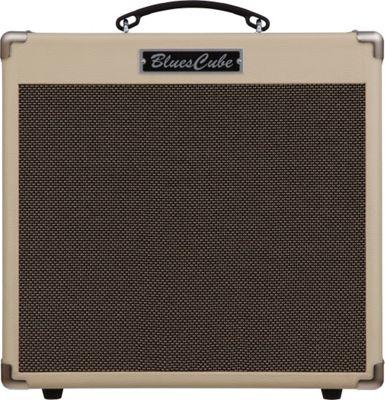 Roland Blues Cube Hot 30 Watt Combo Guitar Amplifier - Vintage Blonde