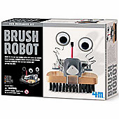 Great Gizmos Brush Robot Fun Mechanics Kit